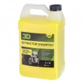 3D Extractor Shampoo - 1 gal.