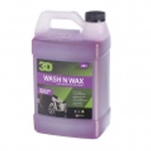 3D Wash N Wax 1 Gal