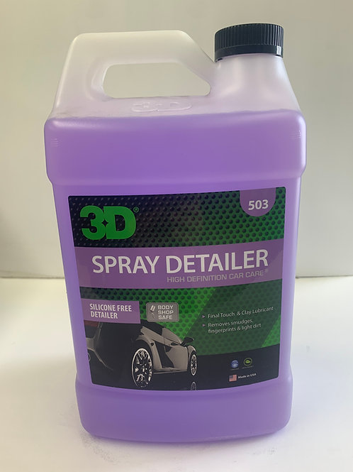 Spray Detailer 1 Gal
