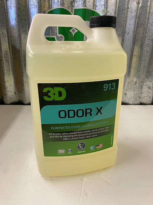 3D ODOR X