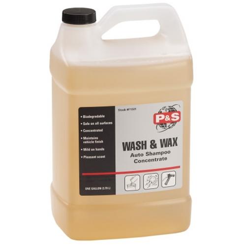 P&S Wash & Wax