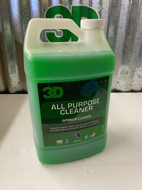 3D All Purpose Cleaner