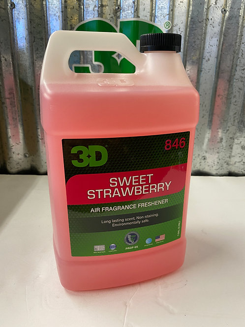 3D Sweet Stawberry