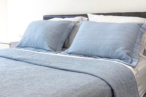 3 Piece Crinkle Bed Set