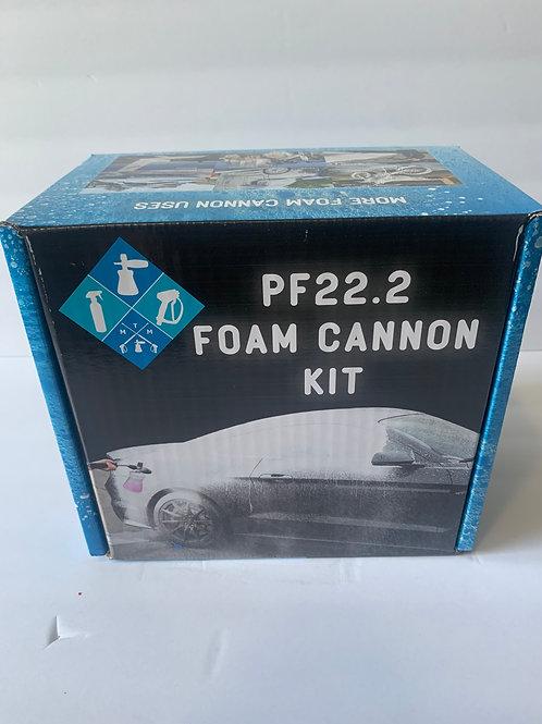 PF22.2 Foam Cannon Kit