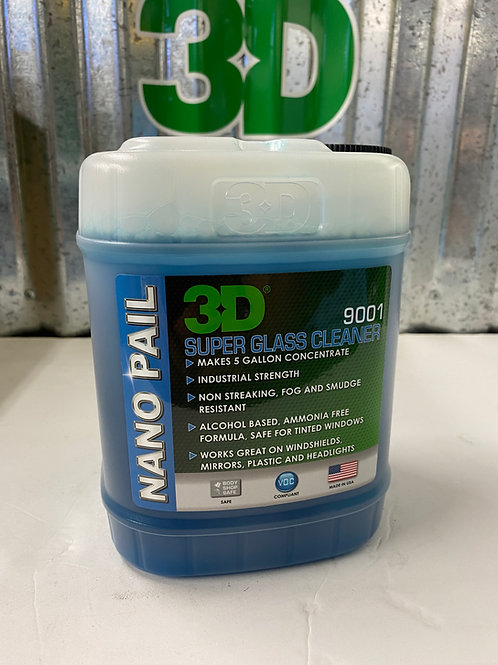 3D Super Glass Cleaner