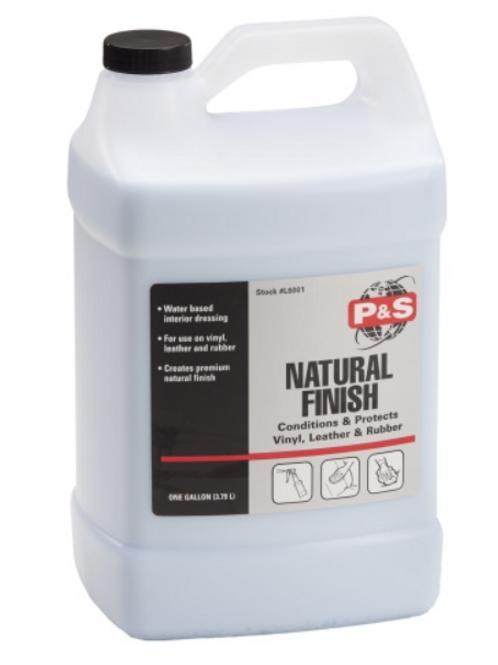 P&S Natural Finish