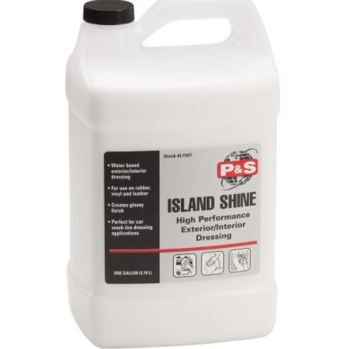 P&S Island Shine High Performance Exterior/Interior Dressing