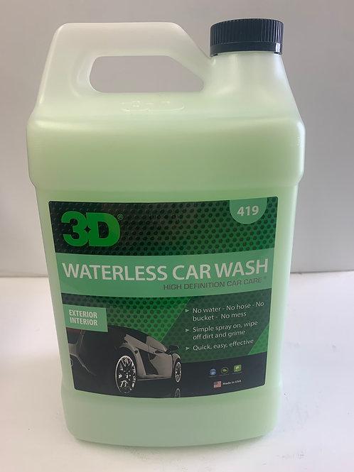 Waterless Car Wash 1 Gal