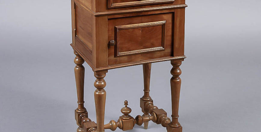 1920's Louis Philippe Side Table