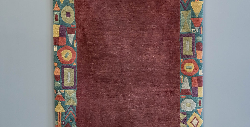 Nepalese Gabbeh Style Area Rug