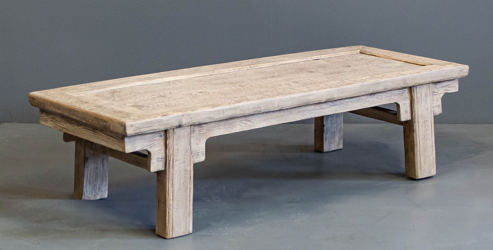 Chinese Coffee Table Made from Reclaimed pine