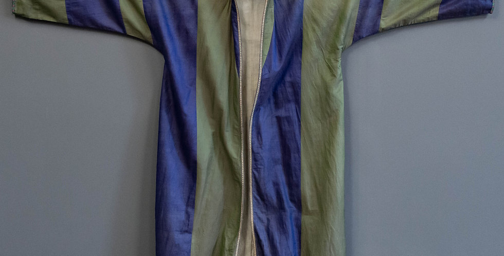 Vintage Central Asian Silk Jacket