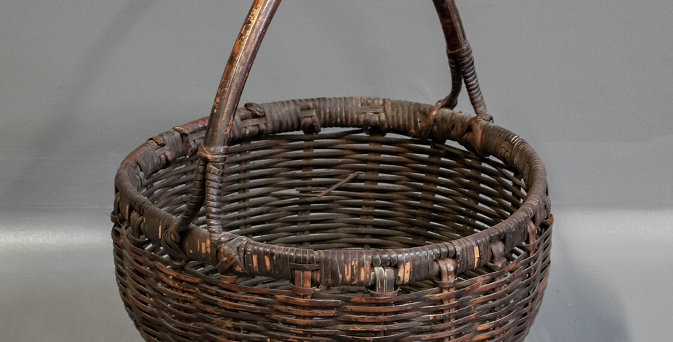 Philippine Hill Tribe Market Basket  (Tribal)