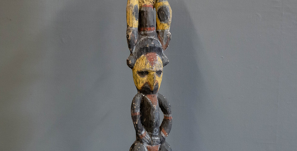 Hand Carved Male Figure