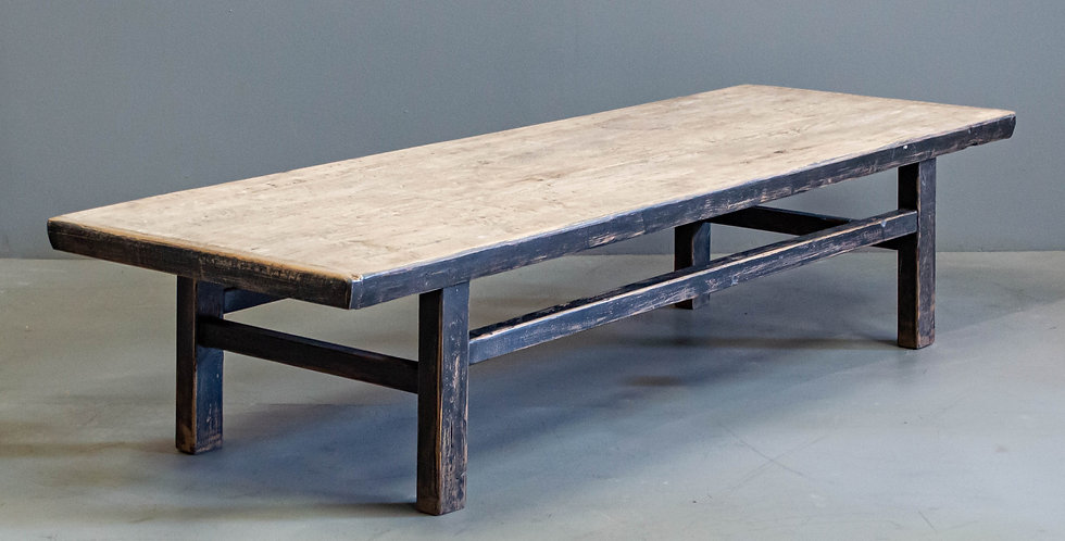 Chinese Reclaimed Pine Coffee Table