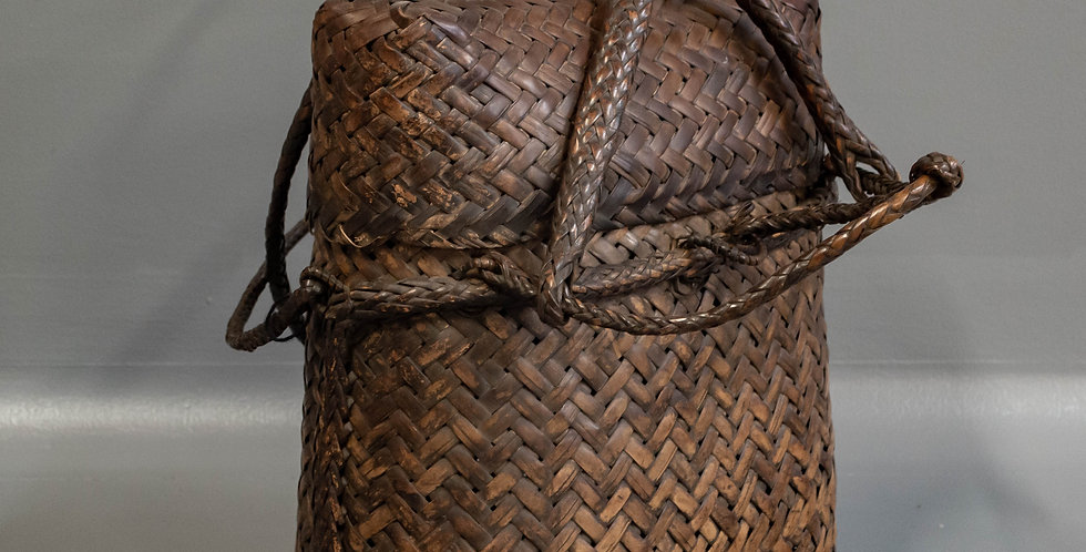 Philippine Hill Tribe Pack Basket (Tribal)