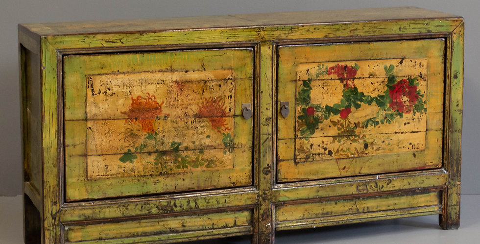 Painted  Sideboard/Cabinet