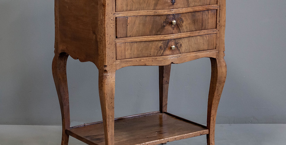 Antique Louis XV French Nightstand