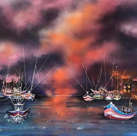 Night Harbour