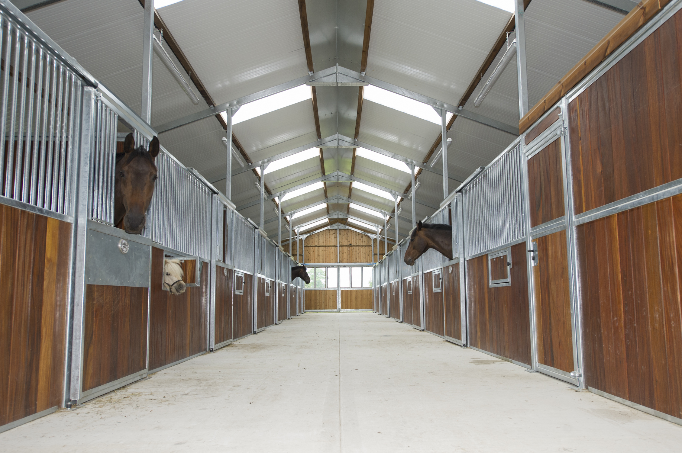 High Quality Stabling
