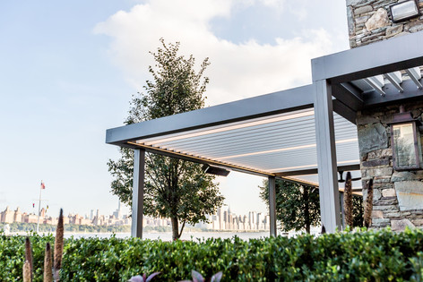 Truly Handy - Powered Pergola