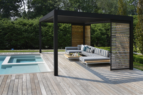 Renson Outdoor Living - Powered Pergola