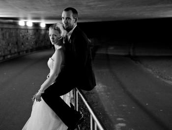 Casual Bridal Shot