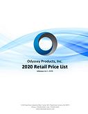 Odyssey Price List
