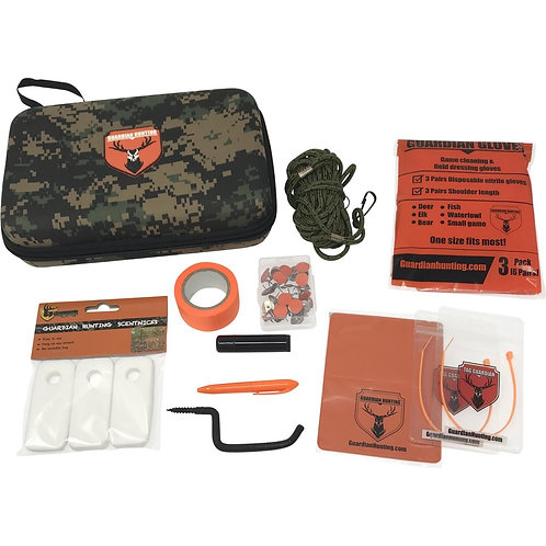 Guardian Hunting Deer Essential Pack