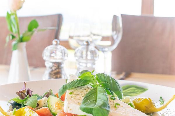 Haus Hopfensee Griechischer Salat Panora
