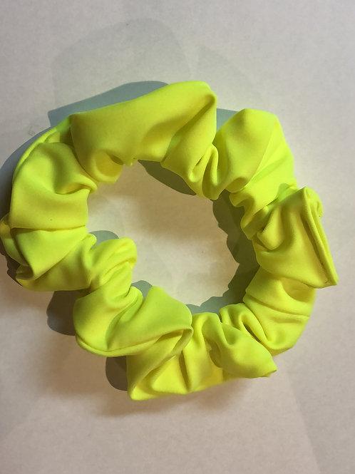Fluro Yellow Lycra