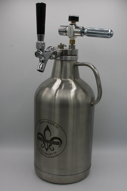 4L Double Wall Growler