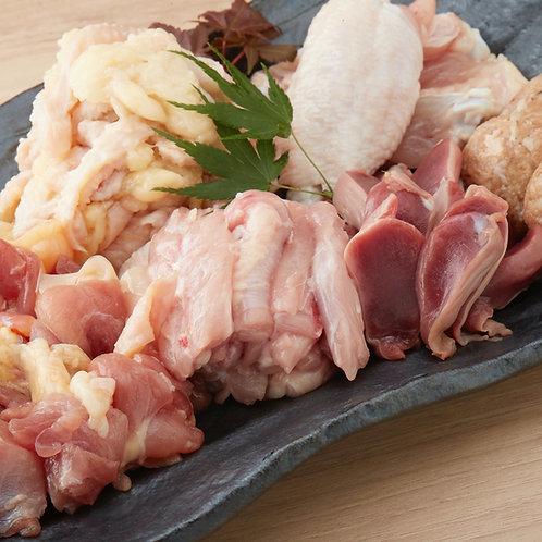 鶏焼肉セット(2〜3人前) 【送料無料】