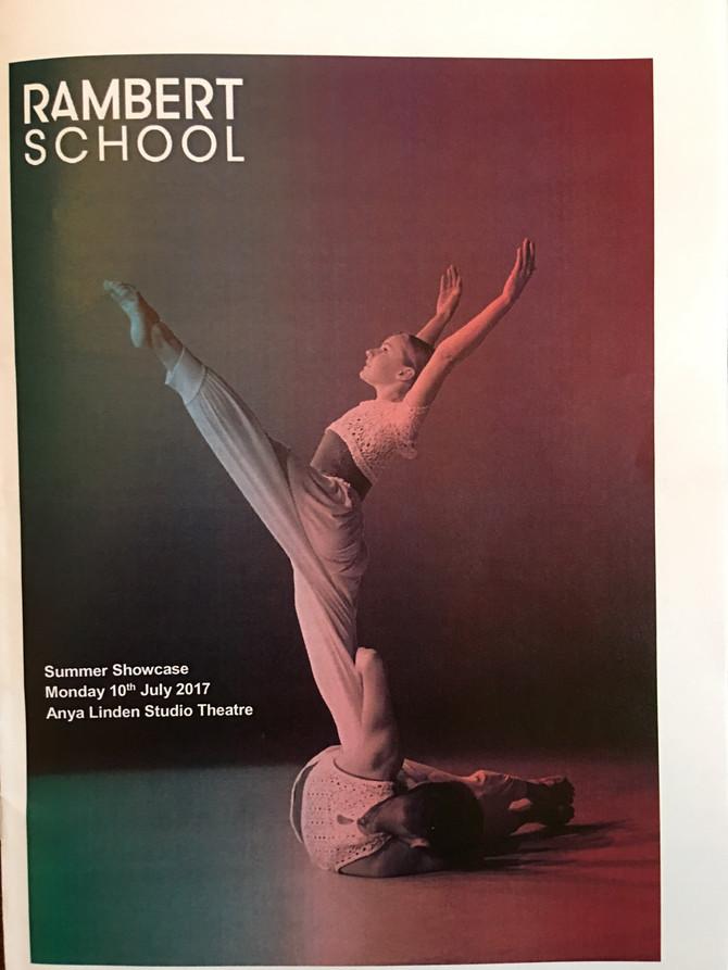 ランベール・スクール・オブ・バレエ&コンテンポラリー・ダンス:学年末公演