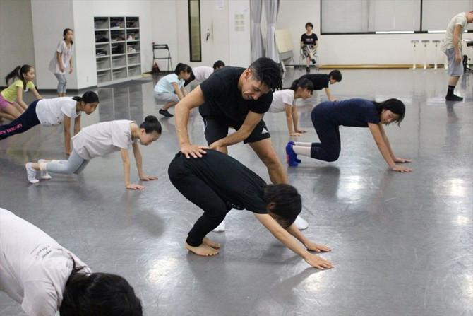 【イベント報告】コンテンポラリー・ダンス・インテンシブ2017 新しい自分との出会い(初心者コース編)