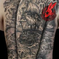 Pirate Ship pirates Black Pearl Galleon