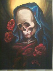 dead mary by jackie rabbit