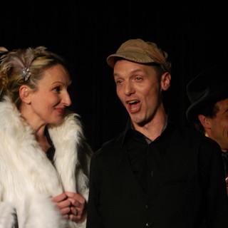 Juliette Hua et Pablo Messina