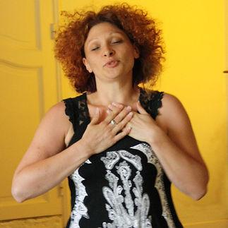 Aline Parmenon, comédienne