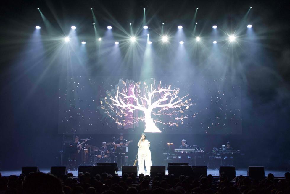 Chyi Yu 2014 Concert   橄榄树2014新加坡演唱会 齐豫
