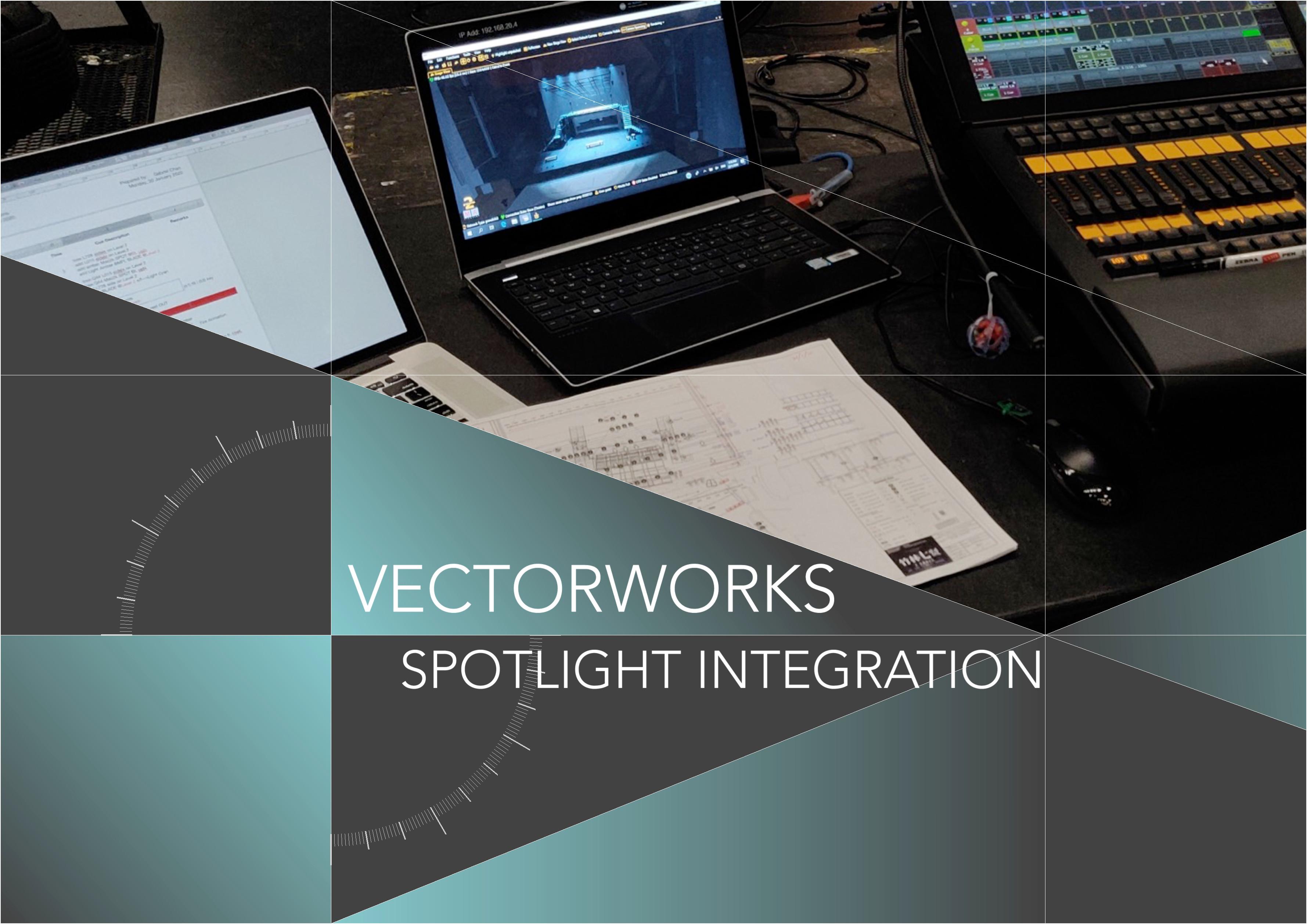 Vectorworks Spotlight Integration