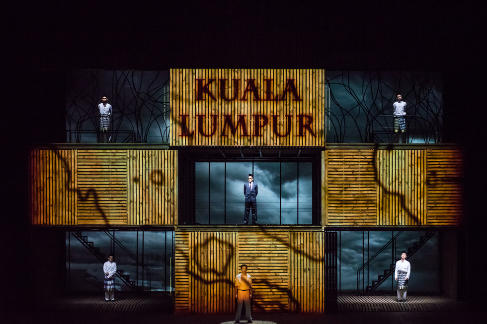 The LKY Musical