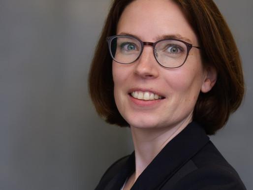 Jenneken Naaldenberg wordt 'Visiting Senior Research Fellow' in Dublin