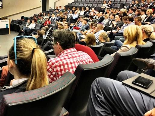 Symposium 'Medische zorg' een groot succes!