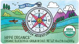 cultivate creativity, produce, blueberries, organics, farm, blueberry, seek adventure, adventue, compass,