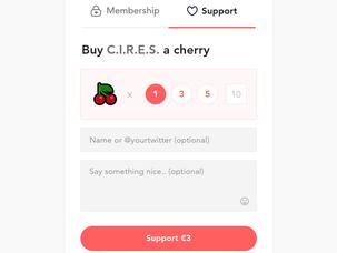 [C.I.R.E.S.] Buy me a cherry