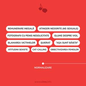 [STUDIU] Cultura violului