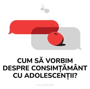 [SFAT] Consimțământul în rândul adolescenților