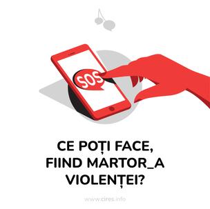 [INSTRUCȚIUNI] MARTOR_Ă LA VIOLENȚĂ